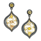 alishan diamond earrings