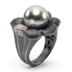 tahitian pearl ring by alishan